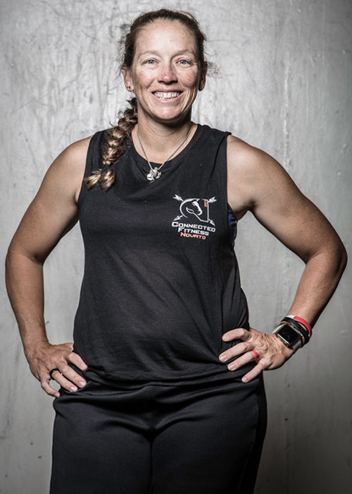 Emily Atkinson Fitness Trainer At CrossFit Novato In Marin County, CA