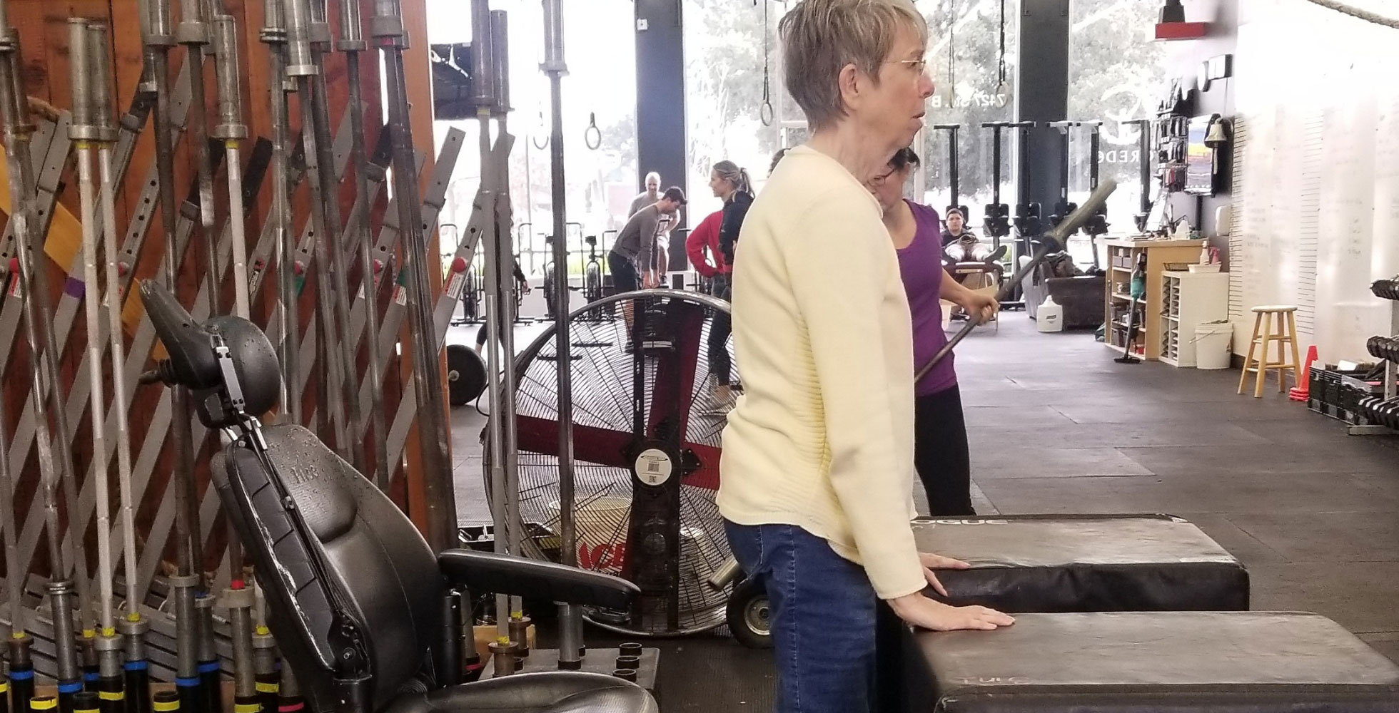 Fitness Classes In Novato For Persons With Special Needs